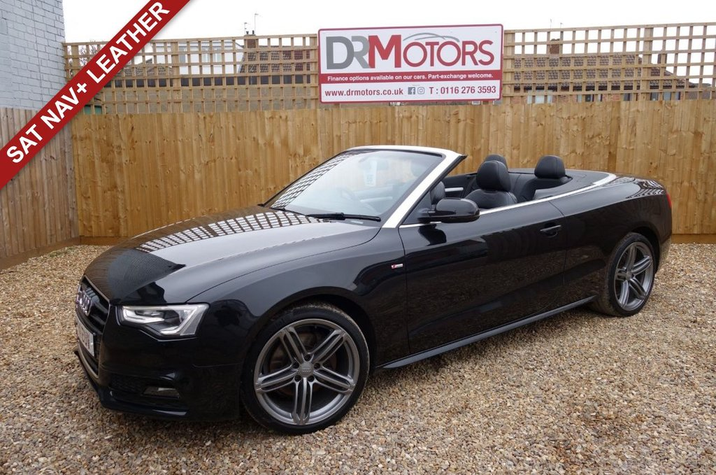USED 2014 14 AUDI A5 3.0 TDI QUATTRO S LINE SPECIAL EDITION 2d 242 BHP *** 6 MONTHS NATIONWIDE GOLD WARRANTY ***