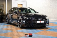 USED 2020 69 AUDI A6 4.0 RS 6 AVANT TFSI QUATTRO LAUNCH EDITION 5d 592 BHP One Owner | First Service Complete at Audi