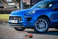 USED 2016 66 PORSCHE MACAN 3.0 D S PDK 5d 258 BHP Three Owners | Three Service Stamps
