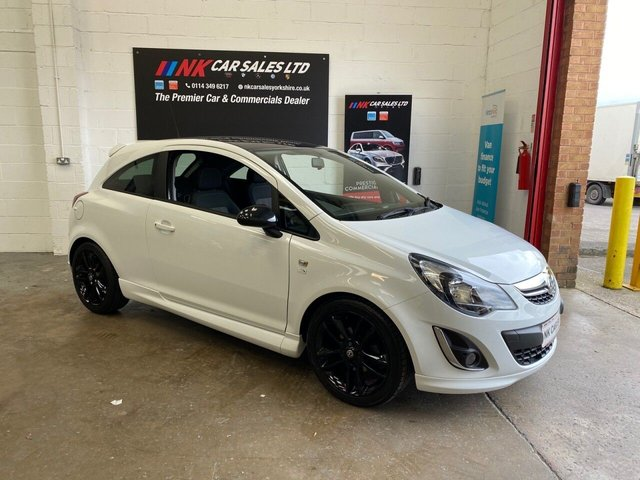 USED 2014 64 VAUXHALL CORSA 1.2 LIMITED EDITION 3d 83 BHP 1 LADY OWNER FROM NEW