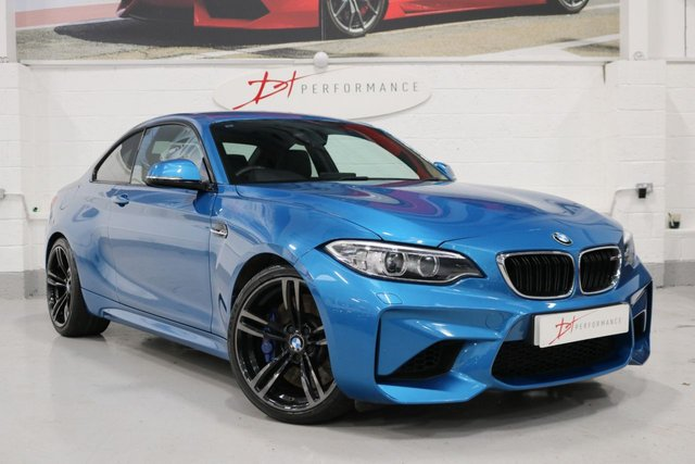 2016 16 BMW M2 3.0 M2 2d 365 BHP