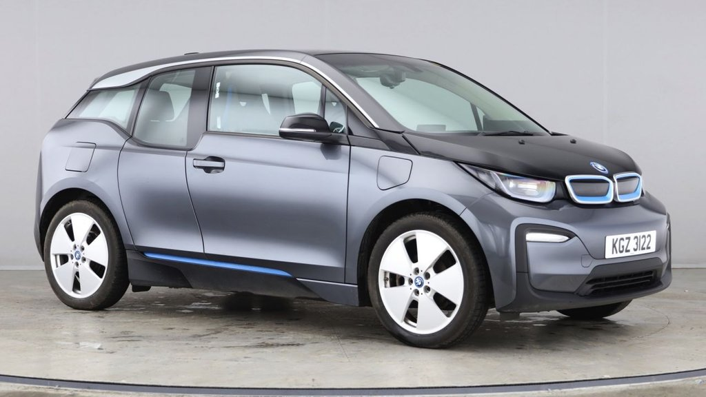 USED 2018 BMW I3 94Ah Range Extender Auto 33kWh 125kW 5dr Sat Nav Sat Nav eDrive Exterior Sound