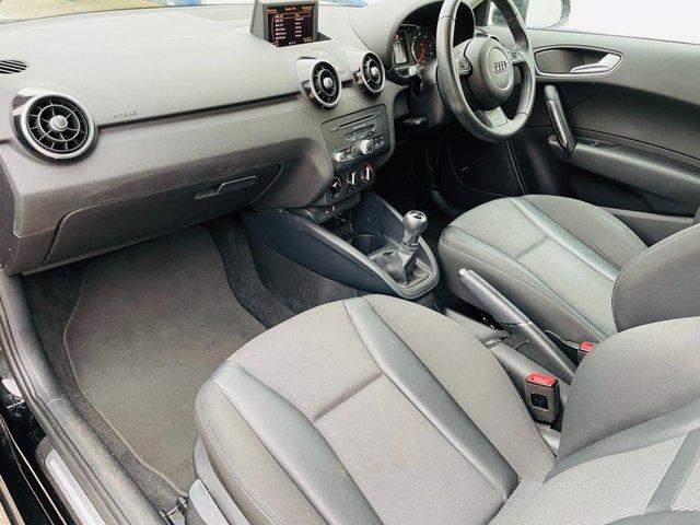 USED 2013 13 AUDI A1 1.2 TFSI SPORT  3d 84 BHP