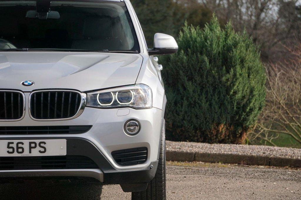 USED 2017 66 BMW X3 2.0 XDRIVE20D SE 5d 188 BHP