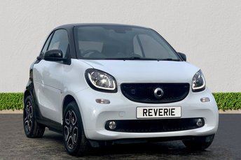 2018 SMART EQ FORTWO COUPE