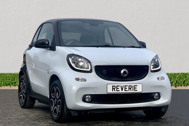 View our SMART EQ FORTWO COUPE