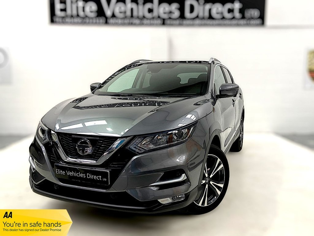 USED 2017 67 NISSAN QASHQAI 1.6 N-CONNECTA DCI XTRONIC 5d (GLASS ROOF)