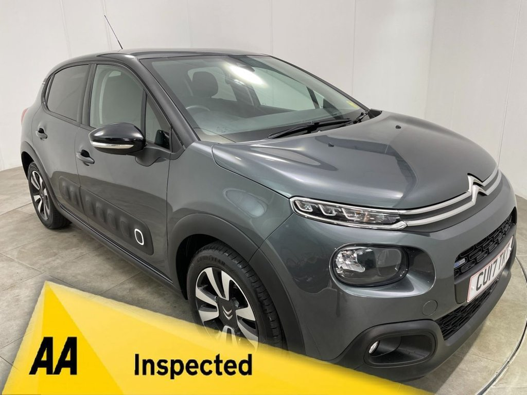 USED 2017 17 CITROEN C3 1.2 PURETECH FLAIR 5d 81 BHP