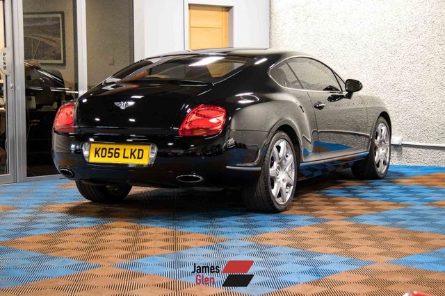 USED 2006 56 BENTLEY CONTINENTAL GT 6.0 GT 2d 550 BHP Three Owners | 11 Stamp Service History