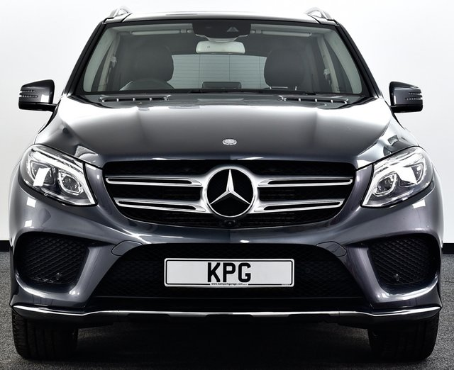 USED 2016 16 MERCEDES-BENZ GLE-CLASS 2.1 GLE250d AMG Line (Premium) G-Tronic 4MATIC (s/s) 5dr £54k New, Pan Roof, Camera's +