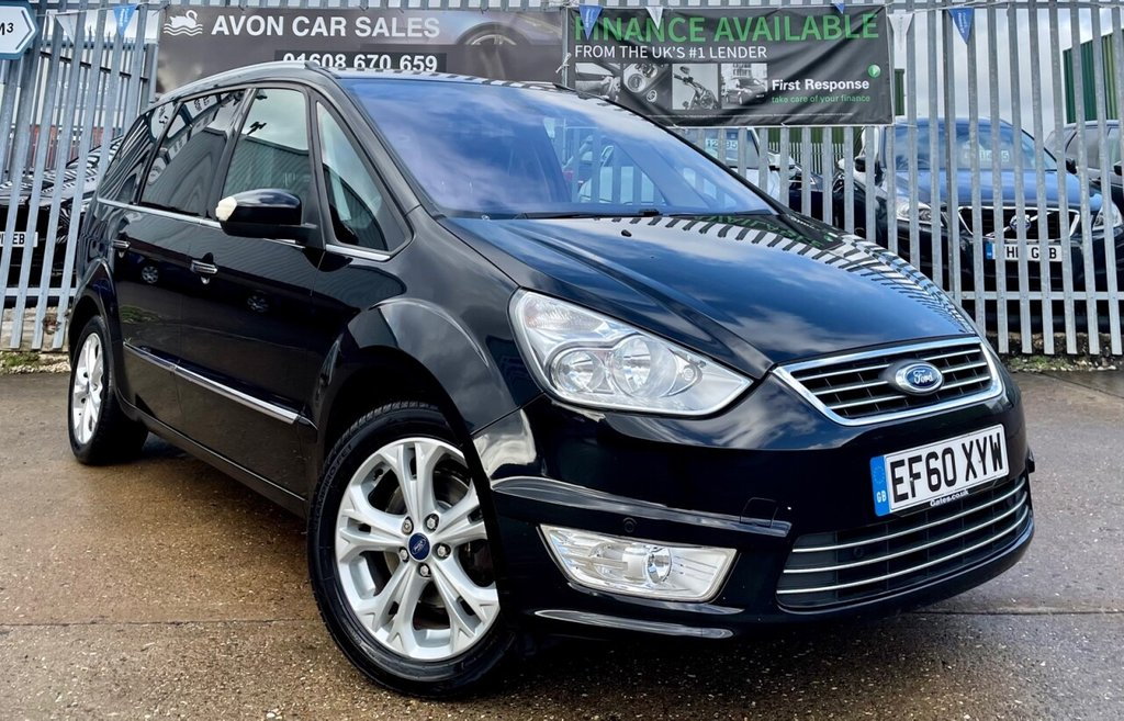 USED 2011 60 FORD GALAXY 2.0 TITANIUM X TDCI 5d 138 BHP AUTOMATIC! - FULL FORD SERVICE HISTORY! 1 PREV OWNER! 7 SEATER! EXCELLENT CONDITION!