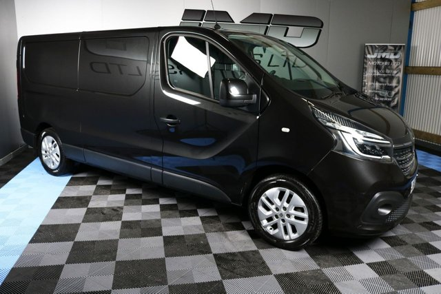USED 2020 RENAULT TRAFIC 2020 RENAULT TRAFIC 2.0 LL30 SPORT ENERGY DCI 144 BHP AUTO (FINANCE AND WARRANTY)