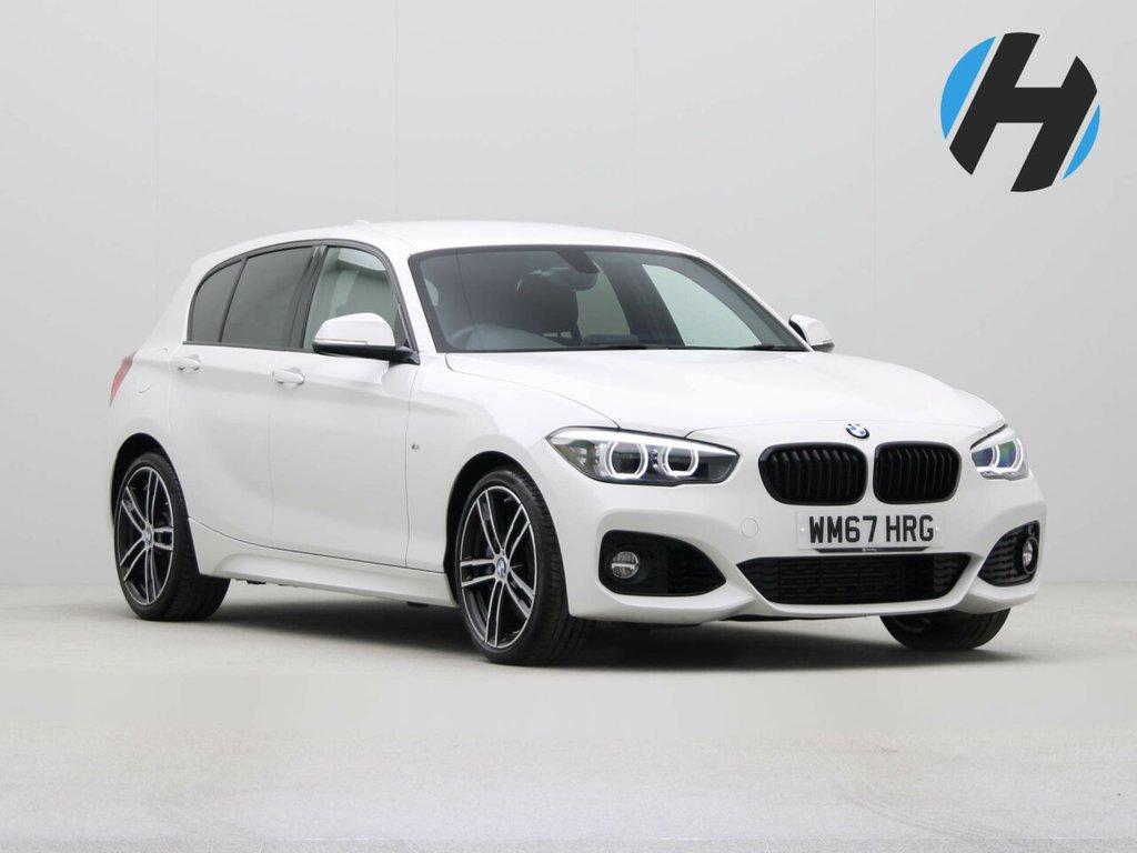 USED 2017 67 BMW 1 SERIES 1.5 118I M SPORT SHADOW EDITION 5dr