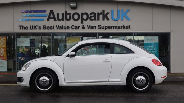 USED 2016 16 VOLKSWAGEN BEETLE 1.2 DESIGN TSI BLUEMOTION TECHNOLOGY 3d 104 BHP . LOW DEPOSIT OR NO DEPOSIT FINANCE AVAILABLE . COMES USABILITY INSPECTED WITH 30 DAYS USABILITY WARRANTY + LOW COST 12 MONTHS ESSENTIALS WARRANTY AVAILABLE FROM ONLY £199 (VANS AND 4X4 £299) DETAILS ON REQUEST. ALWAYS DRIVING DOWN PRICES . BUY WITH CONFIDENCE . OVER 1000 GENUINE GREAT REVIEWS OVER ALL PLATFORMS FROM GOOD HONEST CUSTOMERS YOU CAN TRUST .