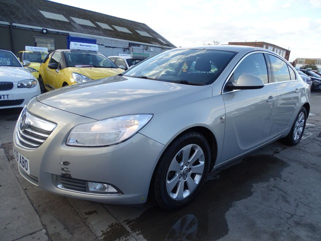 USED 2009 09 VAUXHALL INSIGNIA 2.0 SRI CDTI 5d 160 BHP PLEASE READ ADD