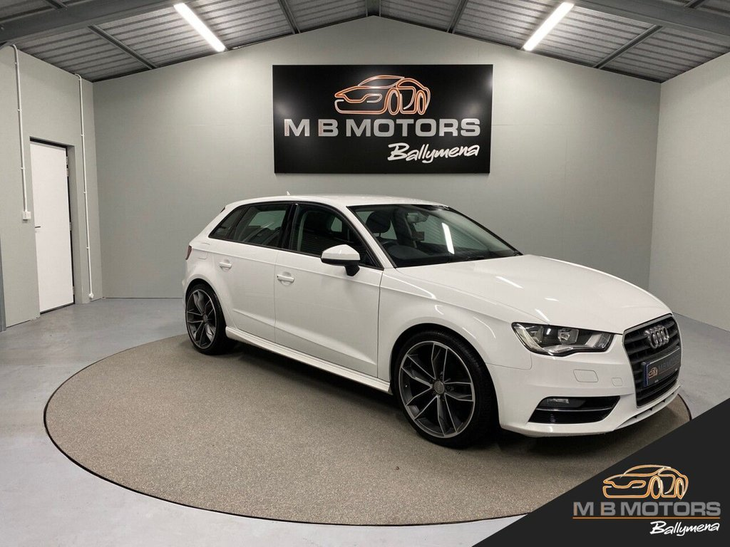 USED 2016 AUDI A3 SE TECHNIK 1.6 TDI ULTRA 5d 109 BHP