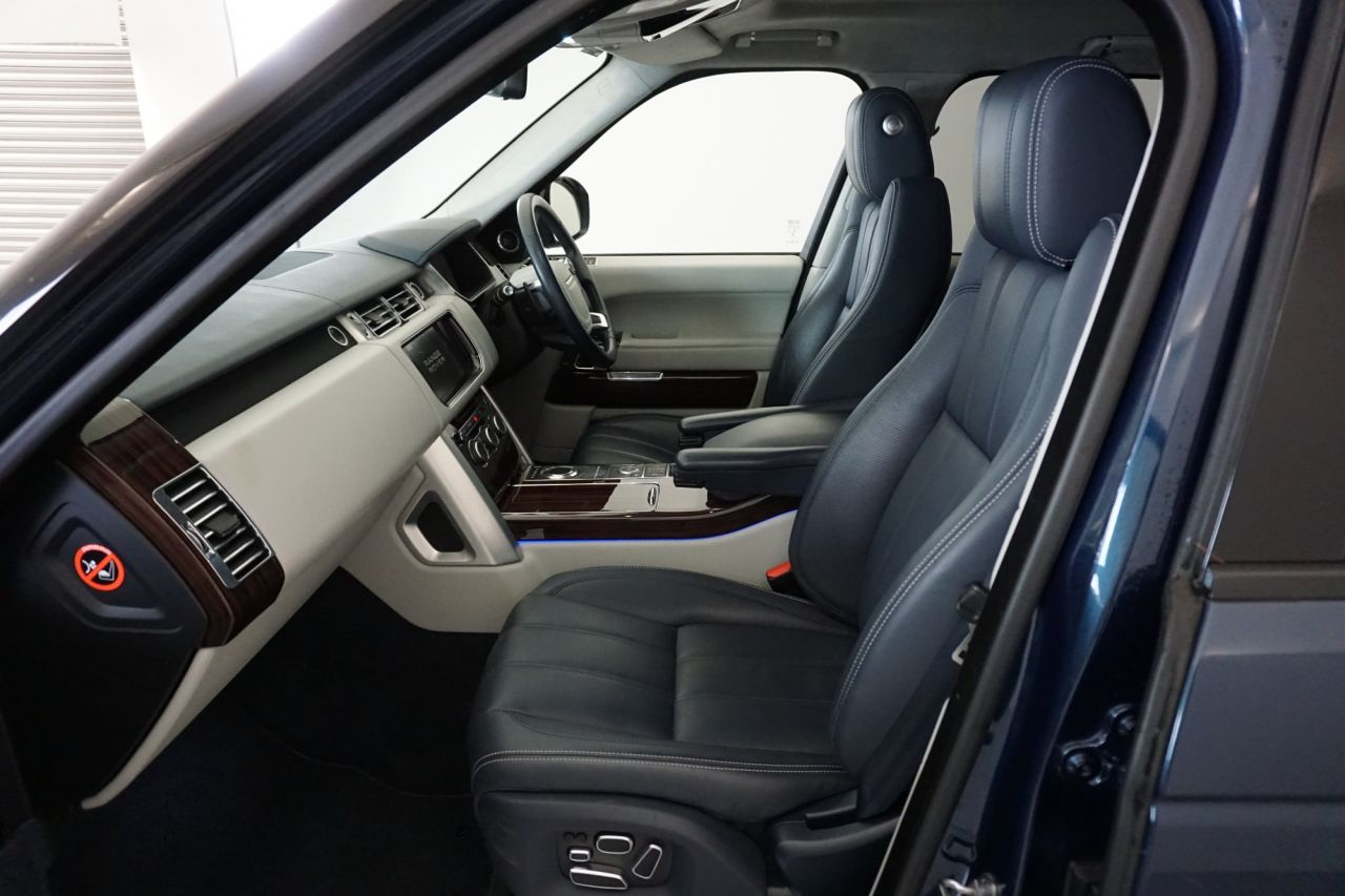 Used LAND ROVER RANGE ROVER for sale