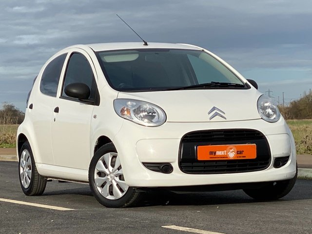 USED 2011 11 CITROEN C1 1.0 VTR 5d 68 BHP ULTRA LOW MILEAGE ONLY 13K VGC