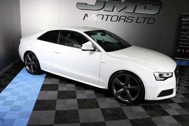 USED 2011 51 AUDI A5 2011 AUDI A5 1.8 TFSI S LINE BLACK EDITION 160 BHP ( FINANCE & WARRANTY)