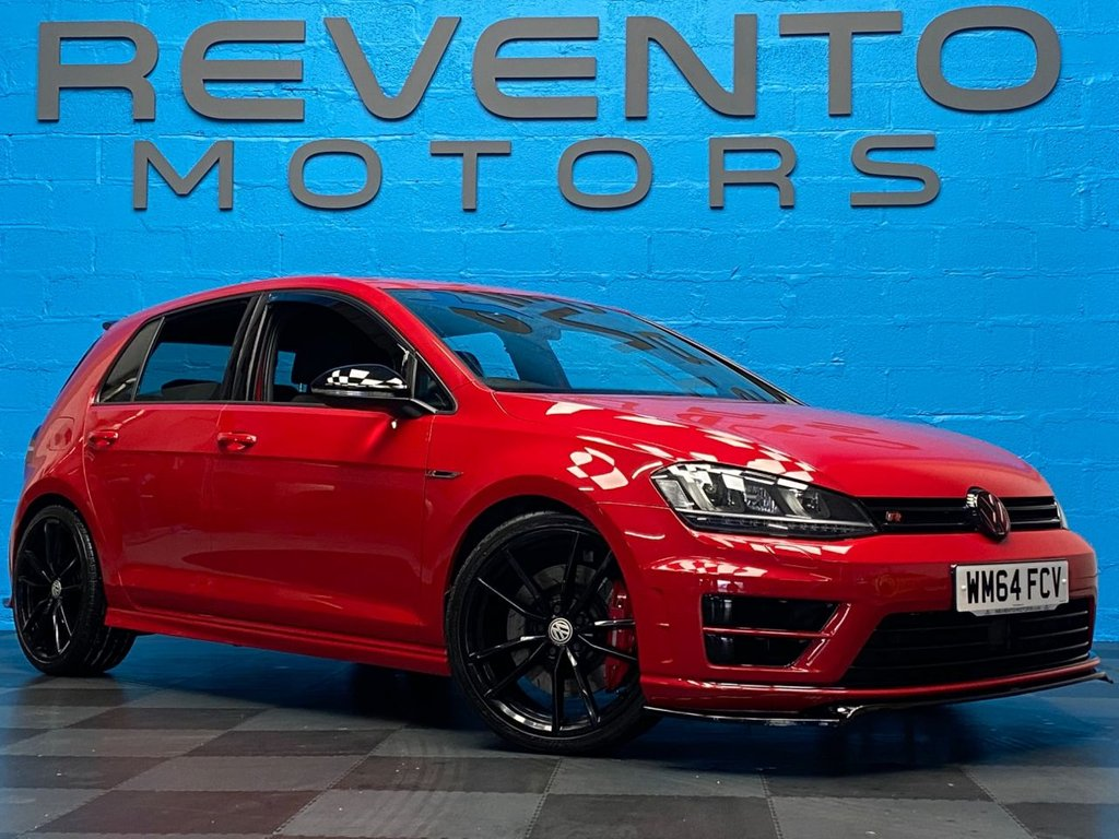 USED 2014 64 VOLKSWAGEN GOLF 2.0 R 5d 298 BHP HUGE SPEC l OUTSTANDING EXAMPLE l 474 BHP