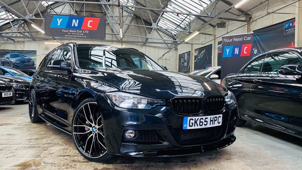 USED 2015 65 BMW 3 SERIES 3.0 335d M Sport Touring Auto xDrive (s/s) 5dr PERFORMANCEKIT+20S+LEDS