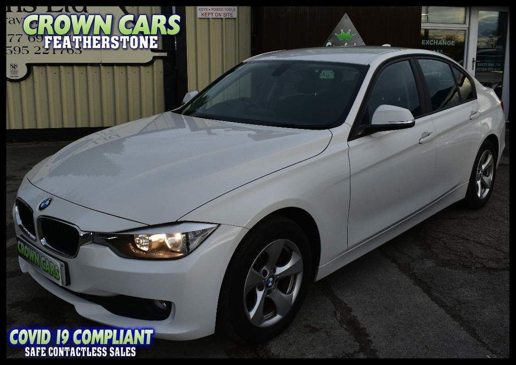 USED 2013 63 BMW 3 SERIES 2.0 320d ED EfficientDynamics (s/s) 4dr AMAZING VALUE BMW