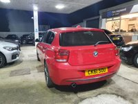 USED 2011 61 BMW 1 SERIES 1.6 116I SPORT 5d 135 BHP