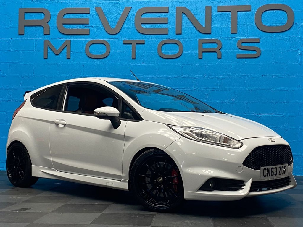 USED 2013 63 FORD FIESTA 1.6 ST-2 3d 180 BHP HUGE Modification List - Get in touch for all the info!