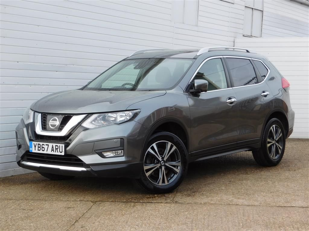 USED 2017 67 NISSAN X-TRAIL 1.6 DCI N-CONNECTA 5d 130 BHP Buy Online Moneyback Guarantee