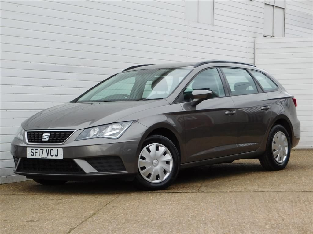 USED 2017 17 SEAT LEON 1.6 TDI S 5d 114 BHP Buy Online Moneyback Guarantee