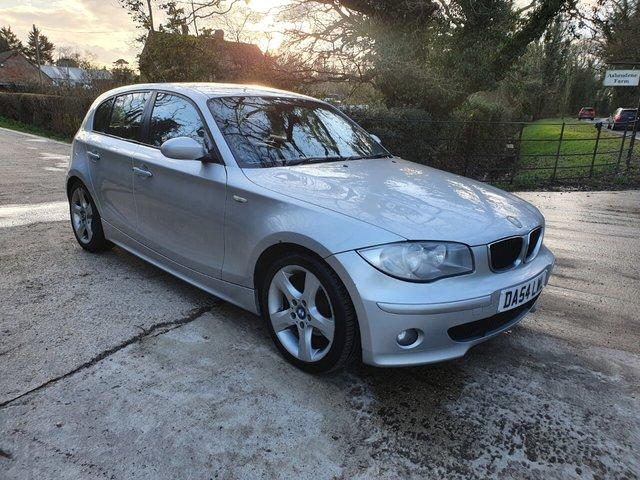 2004 54 BMW 1 SERIES 1.6 116I SPORT 5d 114 BHP