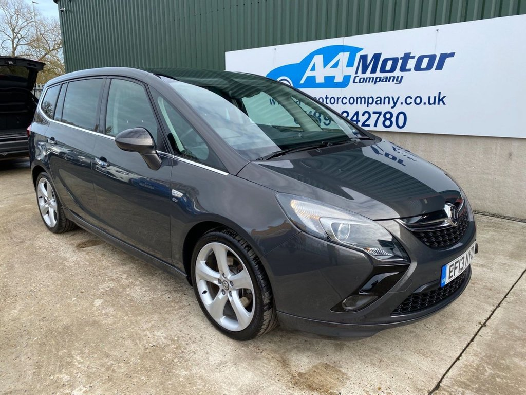 USED 2013 13 VAUXHALL ZAFIRA TOURER 2.0 CDTi 16v Elite 5dr SEVEN SEATER ,GREAT CONDITION