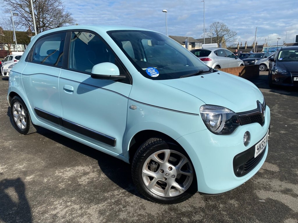 USED 2015 65 RENAULT TWINGO 0.9 DYNAMIQUE ENERGY TCE S/S 5d 90 BHP