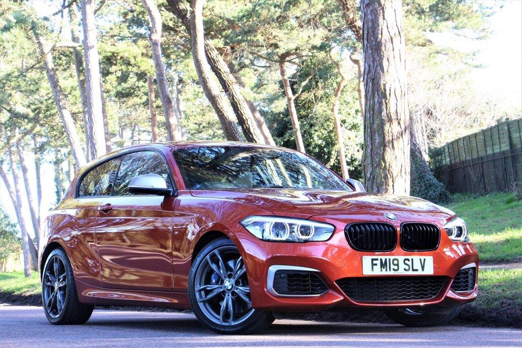 USED 2019 19 BMW 1 SERIES M140i SHADOW EDITION 340BHP