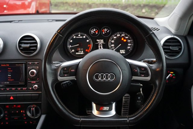 USED 2010 60 AUDI A3 2.0 S3 TFSI QUATTRO 5d 261 BHP JUST ARRIVED VERY CLEAN EXAMPLE FOR AGE AND MILEAGE