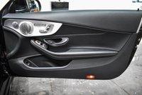 USED 2017 66 MERCEDES-BENZ C-CLASS 2.1 C 250 D AMG LINE PREMIUM PLUS 2d 201 BHP