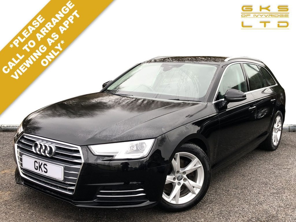 USED 2016 16 AUDI A4 2.0 AVANT TDI ULTRA SPORT 5d 148 BHP ** NATIONWIDE DELIVERY AVAILABLE **