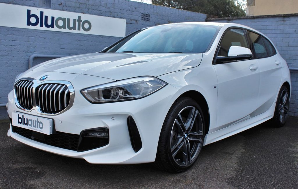 USED 2020 69 BMW 1 SERIES 1.5 118I M SPORT 5d  Low Mileage, 1 Owner, Great Spec.....