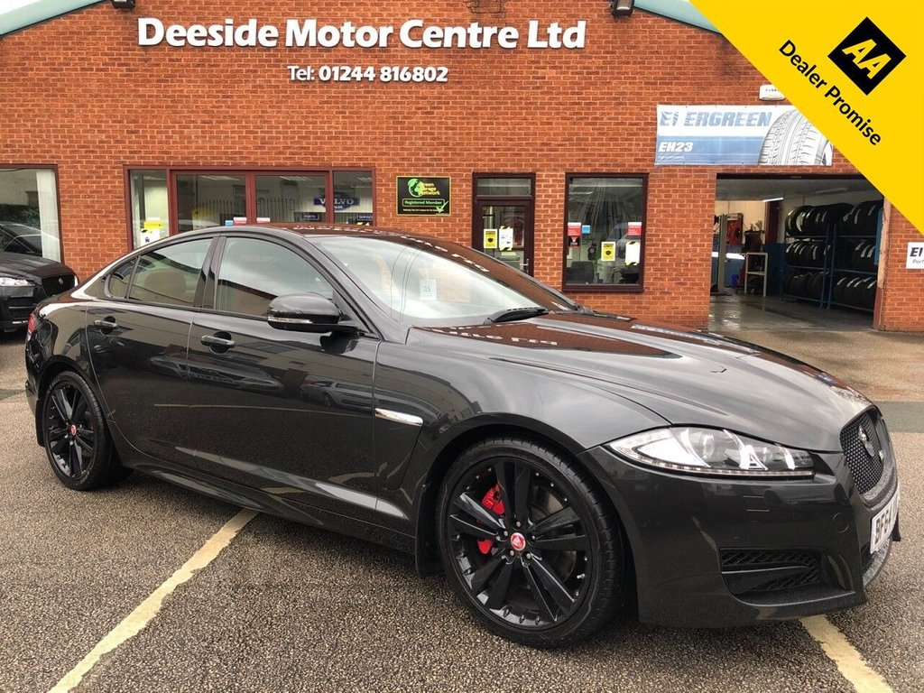 USED 2014 64 JAGUAR XF 3.0 D V6 S PORTFOLIO 4d 275 BHP FANTASTIC SPECIFICATION