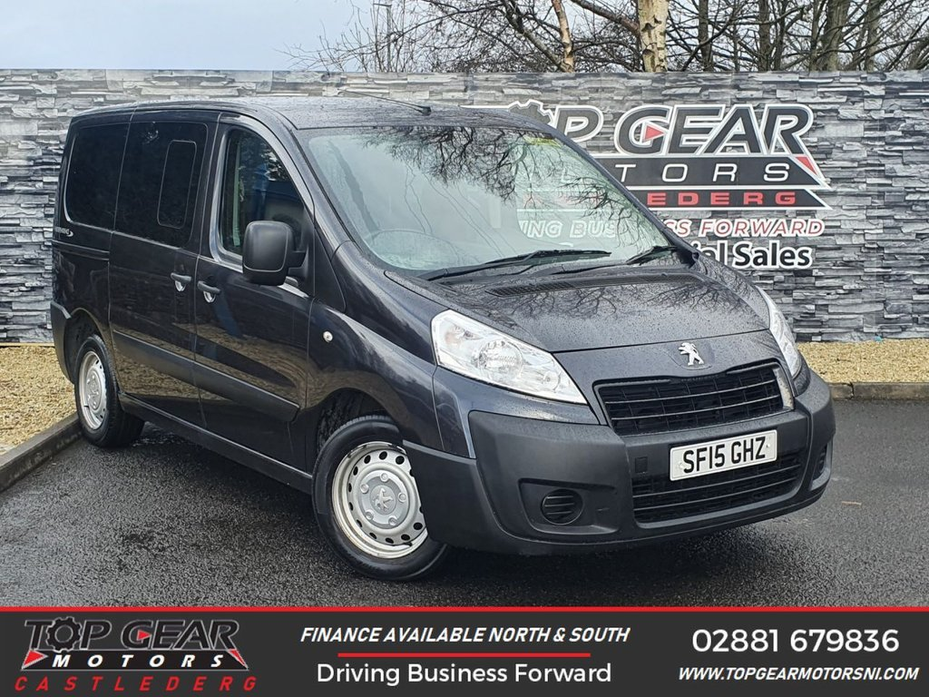 USED 2015 15 PEUGEOT EXPERT 2.0 HDI 100BHP HDI TEPEE COMFORT L1 **NO VAT** ** A/C, WINCH, WHEELCHAIR RAMP,  FINANCE AVAILABLE ** OVER 90 VANS IN STOCK