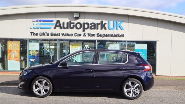 USED 2017 17 PEUGEOT 308 1.2 PURETECH S/S ALLURE 5d 130 BHP . LOW DEPOSIT OR NO DEPOSIT FINANCE AVAILABLE . COMES USABILITY INSPECTED WITH 30 DAYS USABILITY WARRANTY + LOW COST 12 MONTHS ESSENTIALS WARRANTY AVAILABLE FROM ONLY £199 (VANS AND 4X4 £299) DETAILS ON REQUEST. ALWAYS DRIVING DOWN PRICES . BUY WITH CONFIDENCE . OVER 1000 GENUINE GREAT REVIEWS OVER ALL PLATFORMS FROM GOOD HONEST CUSTOMERS YOU CAN TRUST .