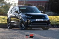 USED 2018 18 LAND ROVER DISCOVERY 3.0 COMMERCIAL TD6 HSE 255 BHP One Owner | Two Services
