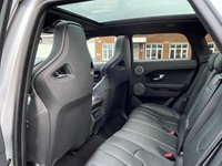 USED 2013 13 LAND ROVER RANGE ROVER EVOQUE 2.2 SD4 Dynamic Lux AWD 5dr
