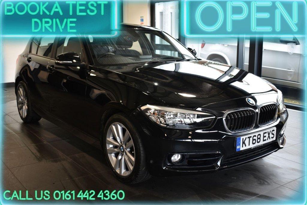 USED 2018 68 BMW 1 SERIES 1.5 118I SPORT 5DR 134 BHP
