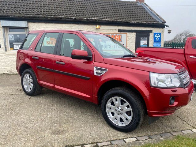 USED 2011 61 LAND ROVER FREELANDER 2.2 SD4 XS 190PS AUTOMATIC FIRENZE METALLIC STUNNING EXAMPLE