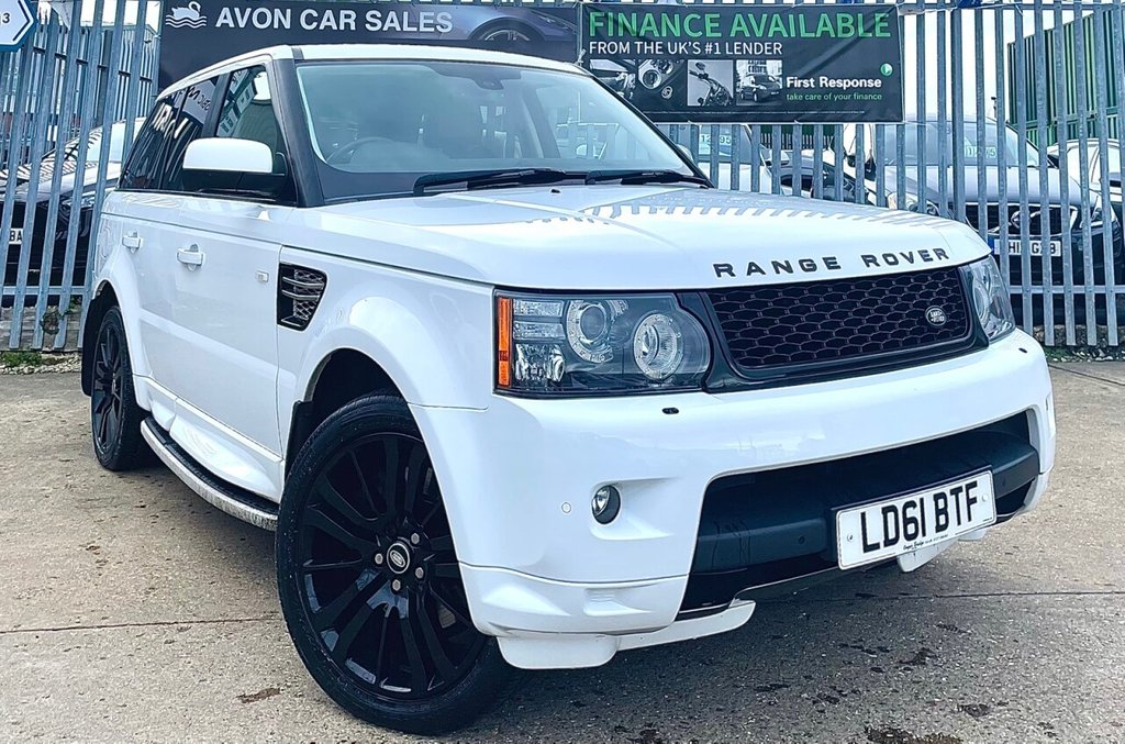 USED 2011 61 LAND ROVER RANGE ROVER SPORT 3.0 SDV6 HSE 5d 255 BHP AUTOMATIC