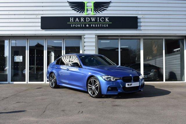 2017 67 BMW 3 SERIES 2.0 320D M SPORT SHADOW EDITION 4d 188 BHP