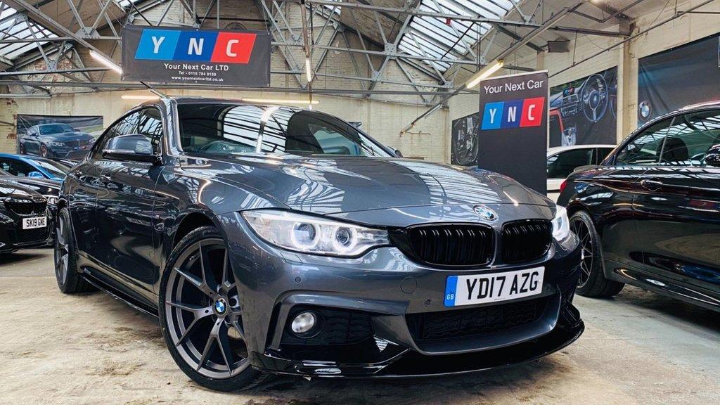 USED 2017 17 BMW 4 SERIES 2.0 420i M Sport Gran Coupe Auto xDrive 5dr PERFORMANCEKIT+20S+XDRIVE