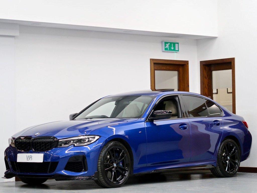 USED 2020 69 BMW M3 3.0 M340i Auto xDrive (s/s) 4dr M PERFORMANCE KIT + 360 CAM
