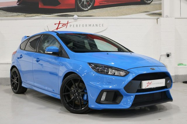 2016 66 FORD FOCUS 2.3 RS 5d 375 BHP MOUNTUNE 375